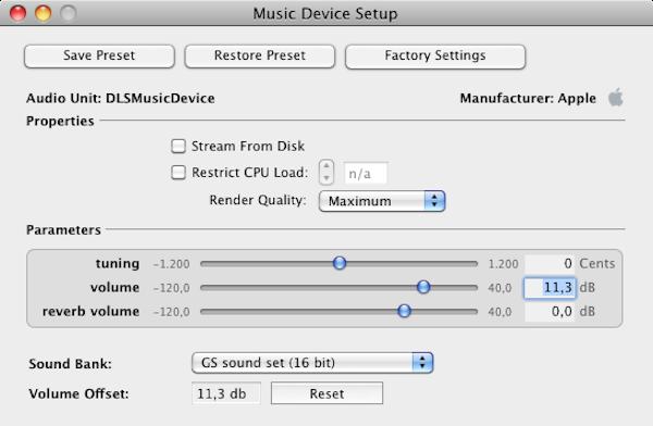 QMidi pro for mac截图2