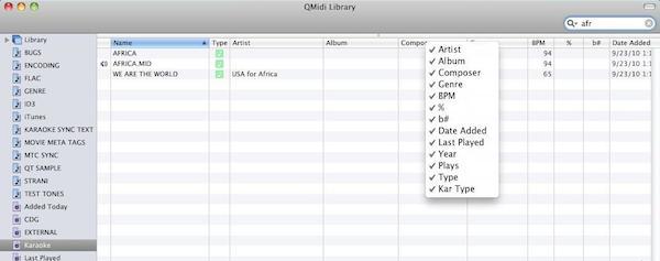 QMidi pro for mac截图3