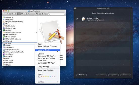 Appdelete for mac截图3
