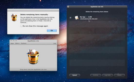 Appdelete for mac截图1