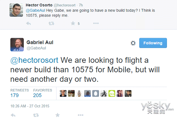 微软Win10 Mobile新预览版或将在周五前推送