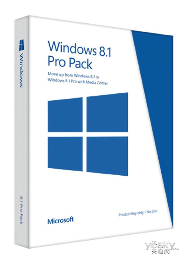 微软宣布10月30日停售Win8/8.1相关升级包