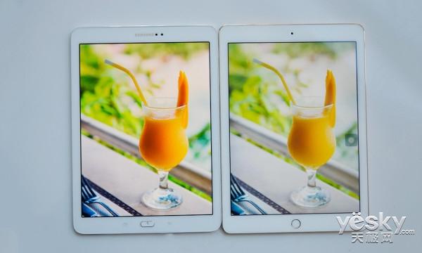 娱乐之王对决 三星Tab S2挑战苹果iPad Air2