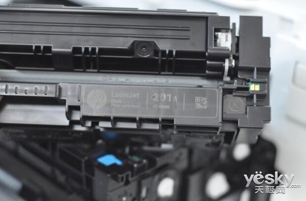 大印量更易用 惠普CF400A 201A硒鼓深度解析
