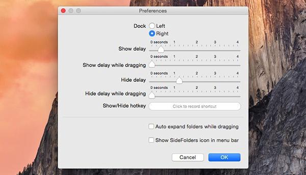 SideFolders Lite截图1