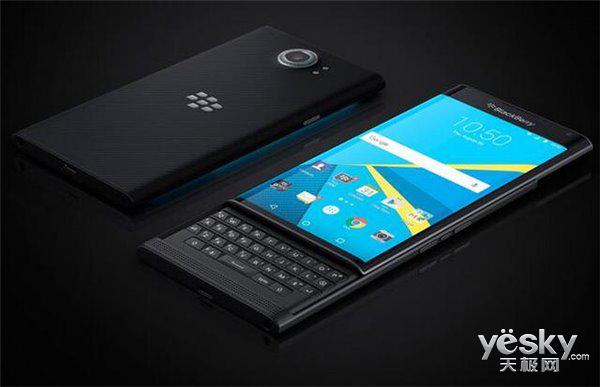 黑莓安卓手机黑莓Priv将于本周上市 699美元