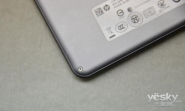 全金属机身 惠普Pro Slate 8商务平板赏析