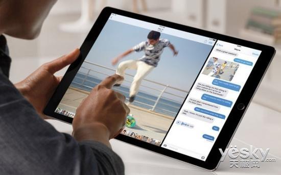 iPad Pro国外已开始预订 13日发售