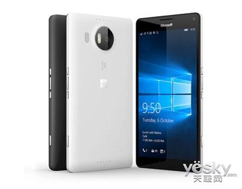 国行版Lumia950和950 XL将于12月中旬发布