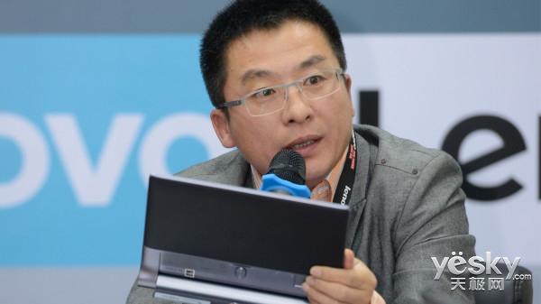 专访联想赵泓:抓住用户需求才能做好产品