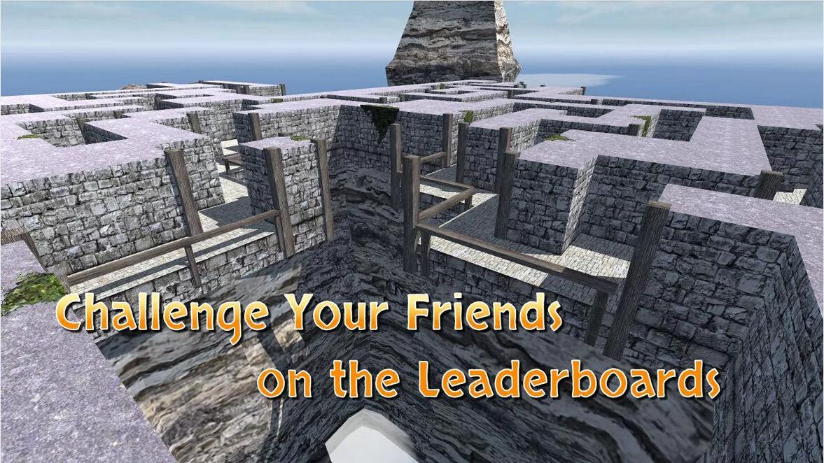 疯狂3D迷宫截图2
