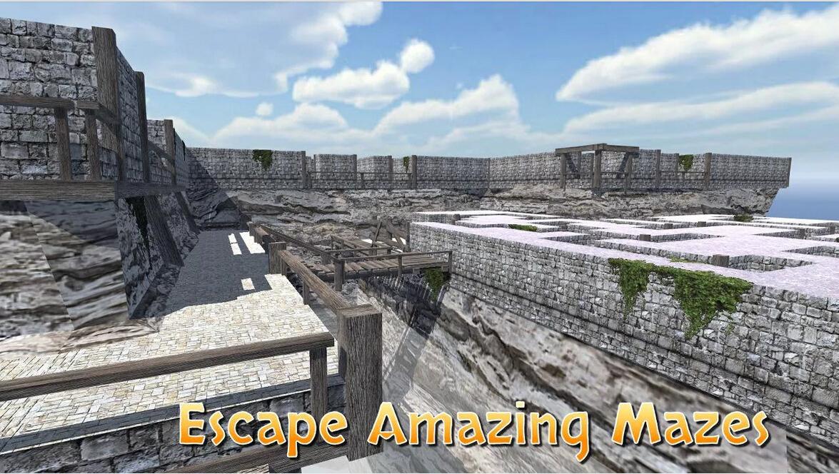 疯狂3D迷宫截图1