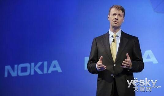 诺基亚主席:若重返手机市场必是颠覆性回归