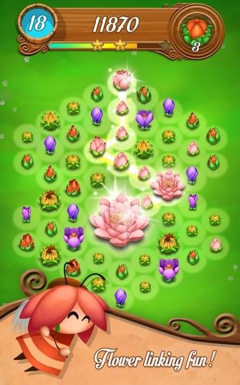 绽放花朵传奇截图2