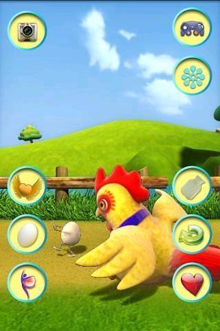 说到鸡截图2