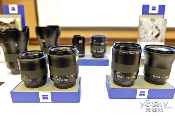 针对视频优化 蔡司发布六款Milvus系列镜头