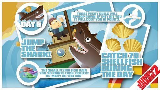 跳跃鲨鱼2截图1