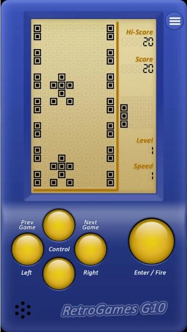 真正的复古游戏截图4