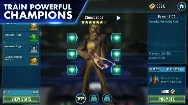 星球大战银河英雄截图2