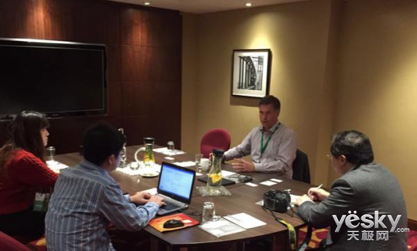 SUSECon上专访SUSE总裁Nils 增长源于合作
