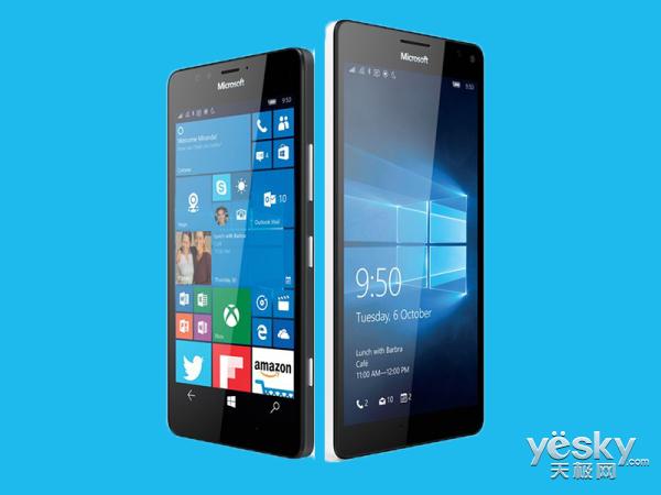 国行Lumia950 XL智享版确定12月8日开启预售