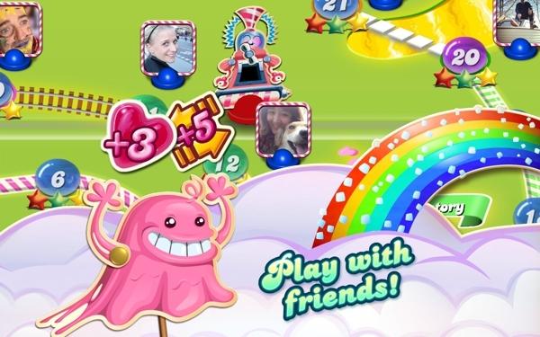 Candy Crush Saga截图2
