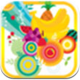 水果缤纷标题图
