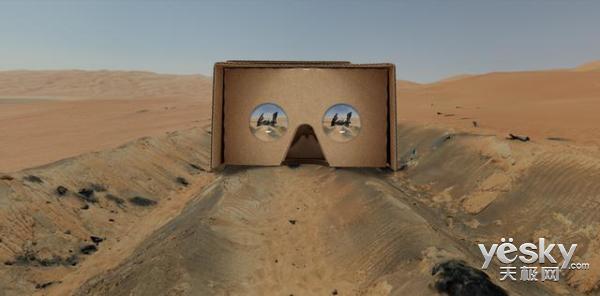 新版《星战》VR预告片推出 谷歌参与制作