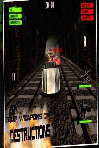 3D黑暗赛车截图3