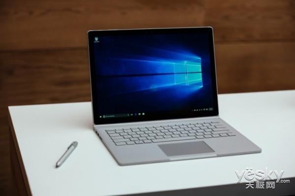 国行版Surface Book将在春节期间上市开售