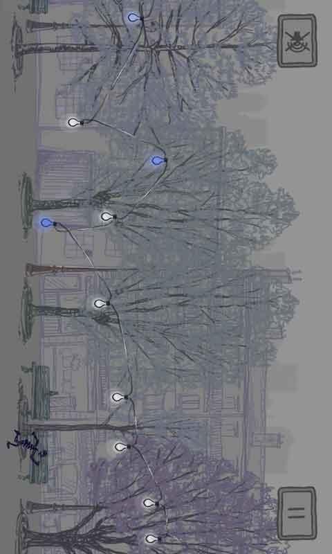 骨架奔跑截图2