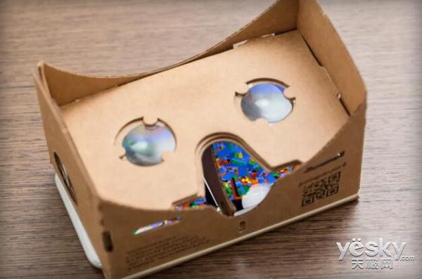 谷歌发布安卓版新应用 智能手机秒变VR相机