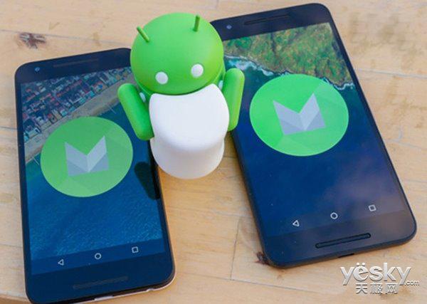 谷歌Nexus设备获安卓6.0.1更新 增百余emoji
