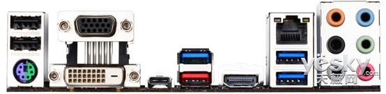 技嘉Z170-HD3P高规格100系主板仅售1199