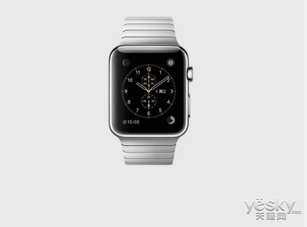 Apple Watch首年出货量将达2100万 营收84亿