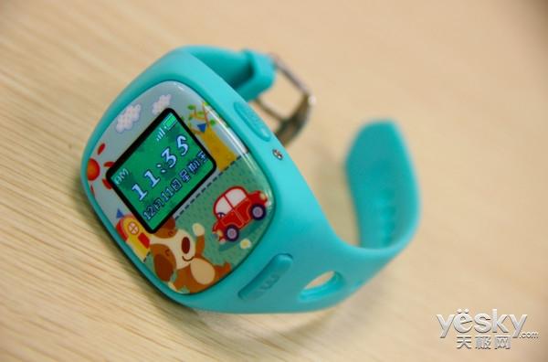 定位通讯直连 卫小宝K2儿童智能手表评测