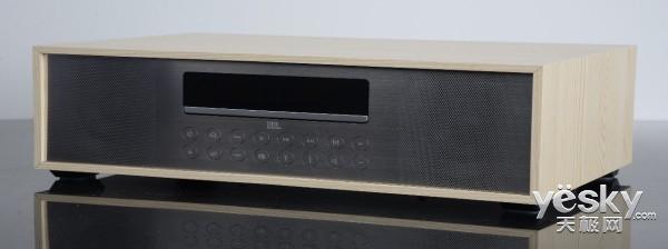 JBL台式无线音响MS401试用体验