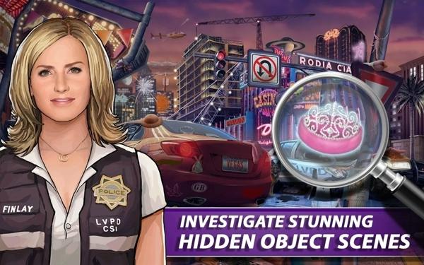 CSI暗罪谜踪截图3