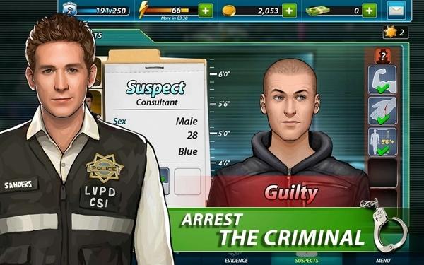 CSI暗罪谜踪截图2