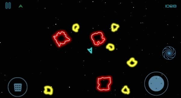夜光小行星截图1