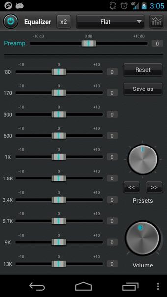 JetAudio播放器截图3