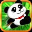 熊猫酷跑总运动标题图
