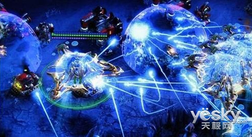 不公平的都能改 《星际2》更注重游戏平衡性