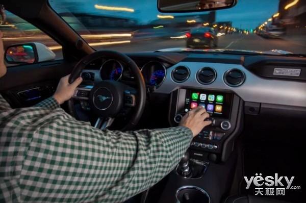 2017款福特汽车将支持CarPlay和AndroidAuto