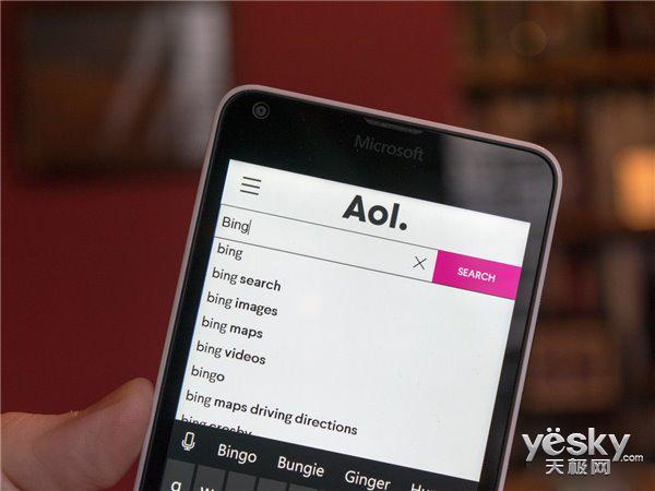 微软确认必应搜索引擎将正式取代AOL搜索