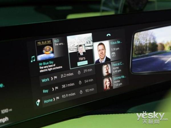 微软宣布与沃尔沃、日产等合作开发联网汽车