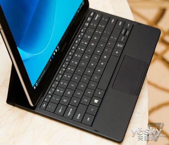 三星新款平板 Galaxy TabPro S 在今天正式亮相