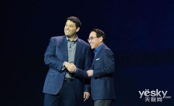 CES三星宣布与微软合作开发Win10物联网设备