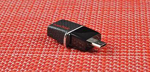 再提速!闪迪至尊高速OTG USB3.0闪存盘评测