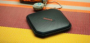 又轻又快 闪迪至尊极速500便携式SSD评测